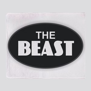 The BEAST Throw Blanket