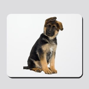 German Shepherd! Mousepad