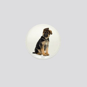 German Shepherd! Mini Button
