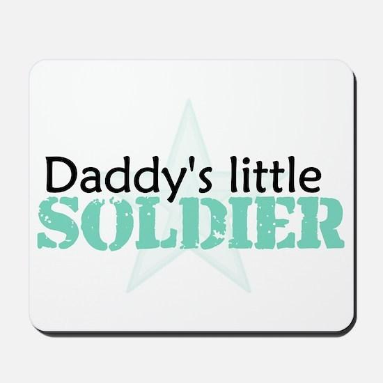 little soldier Mousepad
