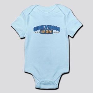 The Great Greyson Body Suit