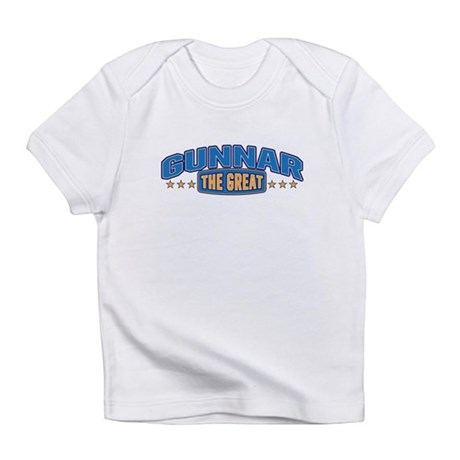 The Great Gunnar Infant T-Shirt