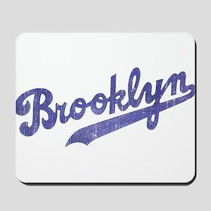 Throwback Brooklyn Mousepad