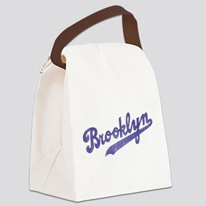 Throwback Brooklyn Canvas Lunch Bag