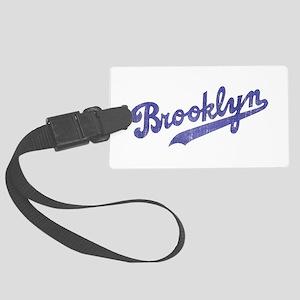 Throwback Brooklyn Luggage Tag