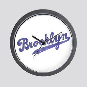 Throwback Brooklyn Wall Clock