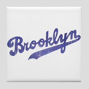 Throwback Brooklyn Tile Coaster