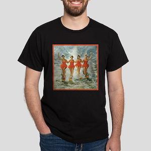 4 waterskiers T-Shirt