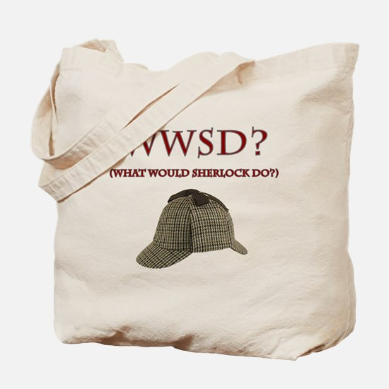 What Would Sherlock Do? Tote Bag