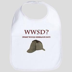 What Would Sherlock Do? Bib