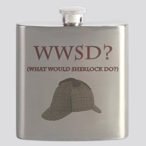 What Would Sherlock Do? Flask