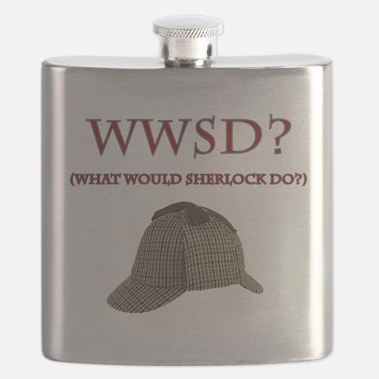 What Would Sherlock Do? Flask