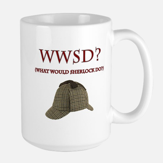 What Would Sherlock Do? Mug
