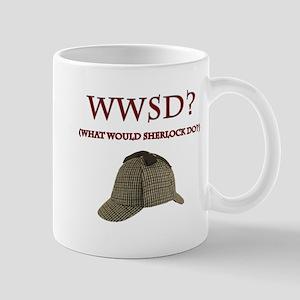What Would Sherlock Do? Mug