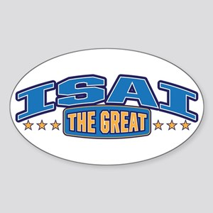 The Great Isai Sticker