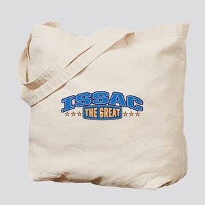 The Great Issac Tote Bag