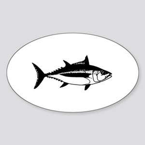 Longfin Albacore Tuna Sticker