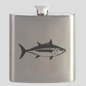Longfin Albacore Tuna Flask