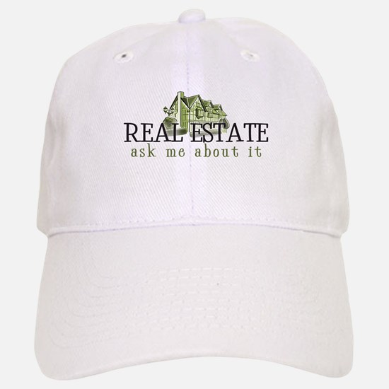 RE ASK ME 2 Baseball Baseball Cap