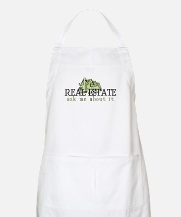 RE ASK ME 2 BBQ Apron