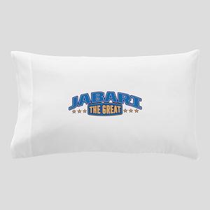 The Great Jabari Pillow Case
