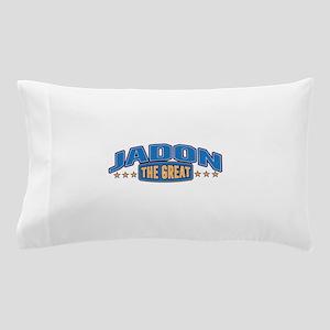 The Great Jadon Pillow Case