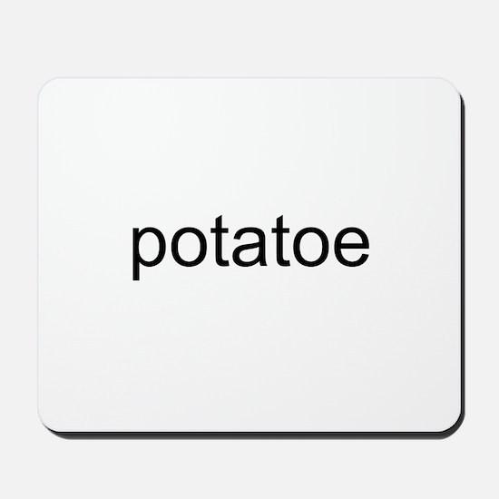 potatoe Mousepad