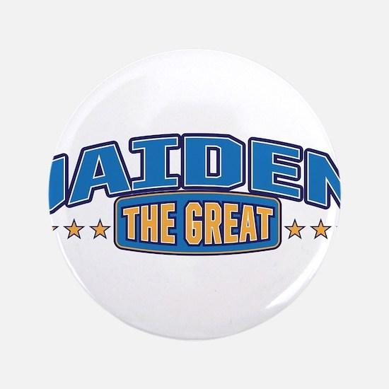 """The Great Jaiden 3.5"""" Button"""