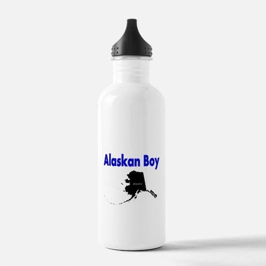 Alaskan Boy Water Bottle