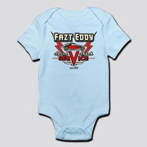 Fazt Eddy Speed Shack Service Infant Bodysuit