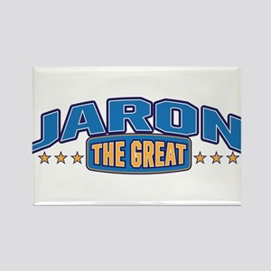 The Great Jaron Rectangle Magnet