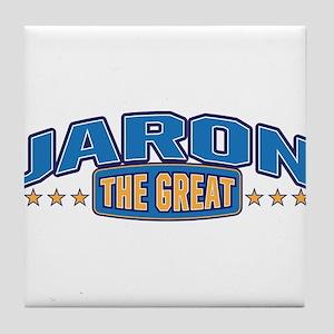 The Great Jaron Tile Coaster