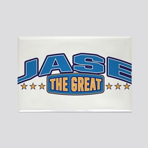 The Great Jase Rectangle Magnet