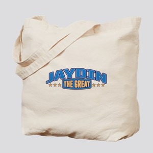 The Great Jaydin Tote Bag