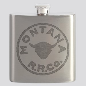 Montana RR Flask