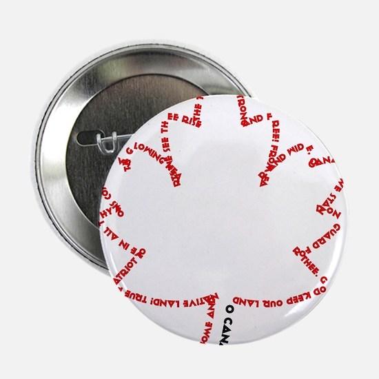 """O Canada Day 2.25"""" Button"""