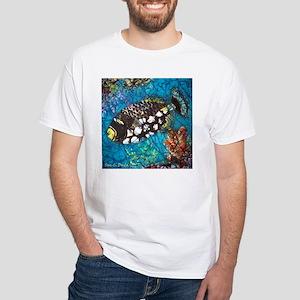 ClownTrg10x10UNFLAT T-Shirt