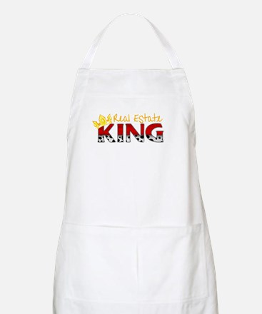 Real Estate King BBQ Apron