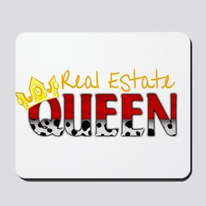 Real Estate Queen Mousepad