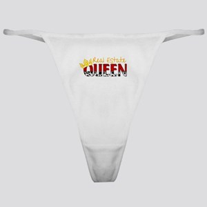 Real Estate Queen Classic Thong