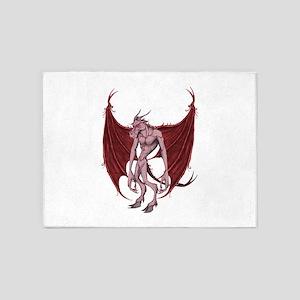 JERSEY DEVIL 5'x7'Area Rug