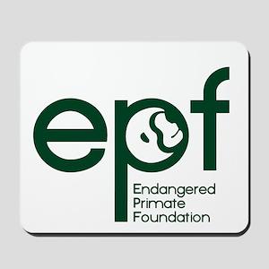EPF logo Mousepad