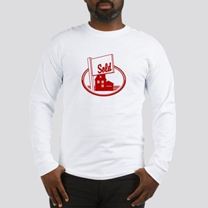 RE oval SOLD Long Sleeve T-Shirt