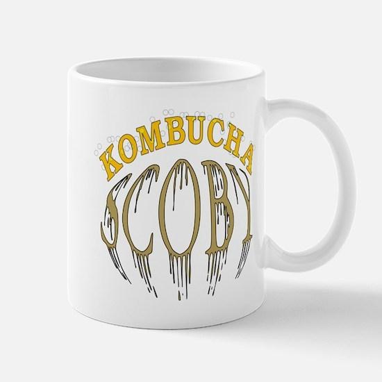 Kombucha Scoby Mug