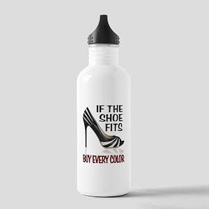 SHOE FITS Water Bottle
