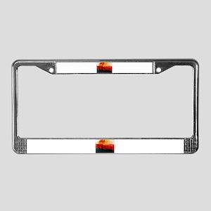 Mesas License Plate Frame