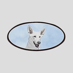 White Shepherd Patch