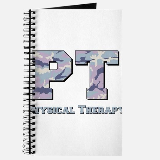 PT Camo Gray Journal
