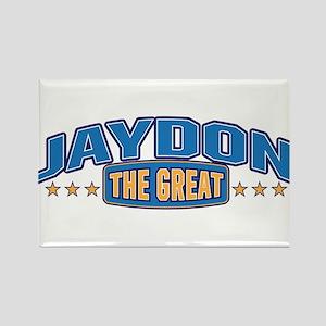 The Great Jaydon Rectangle Magnet