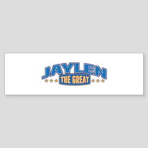 The Great Jaylen Bumper Sticker